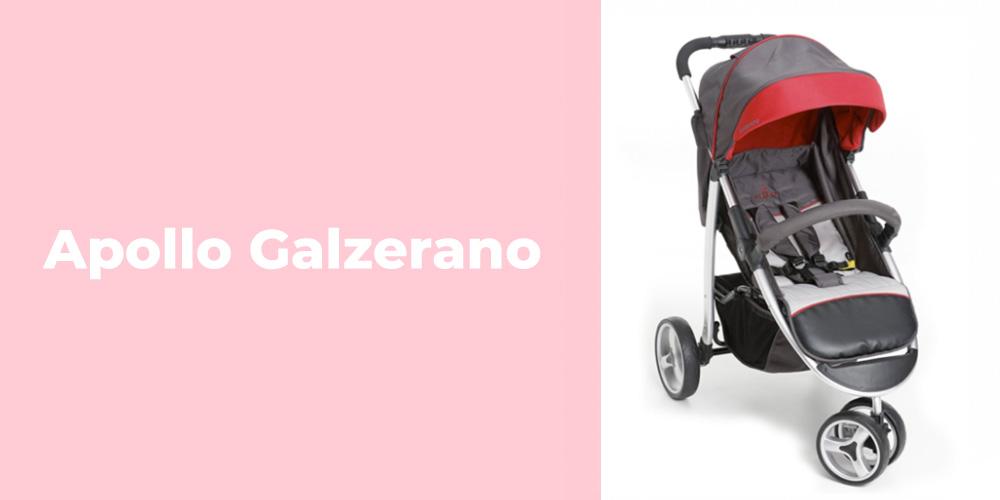 Carrinho de bebe Apollo Galzerano