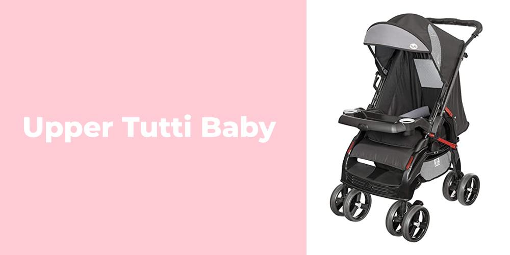 Carrinho de bebe Upper Tutti Baby