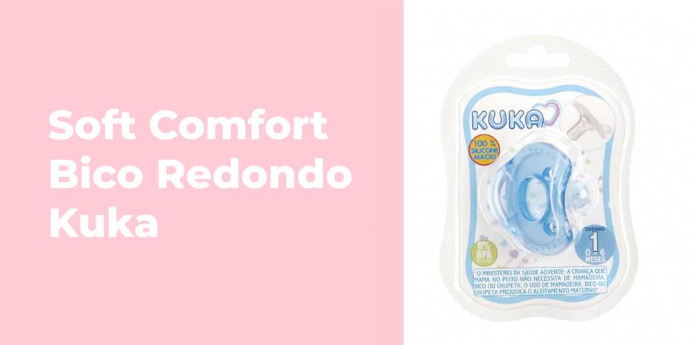 Soft Comfort Bico Redondo Kuka