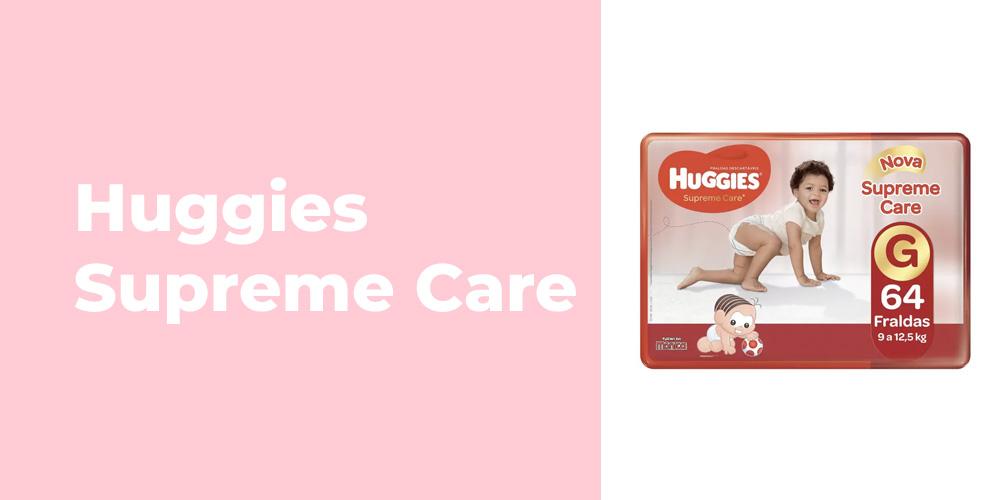 Huggies Supreme Care