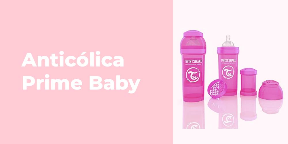 Mamadeira Anticolica Prime Baby